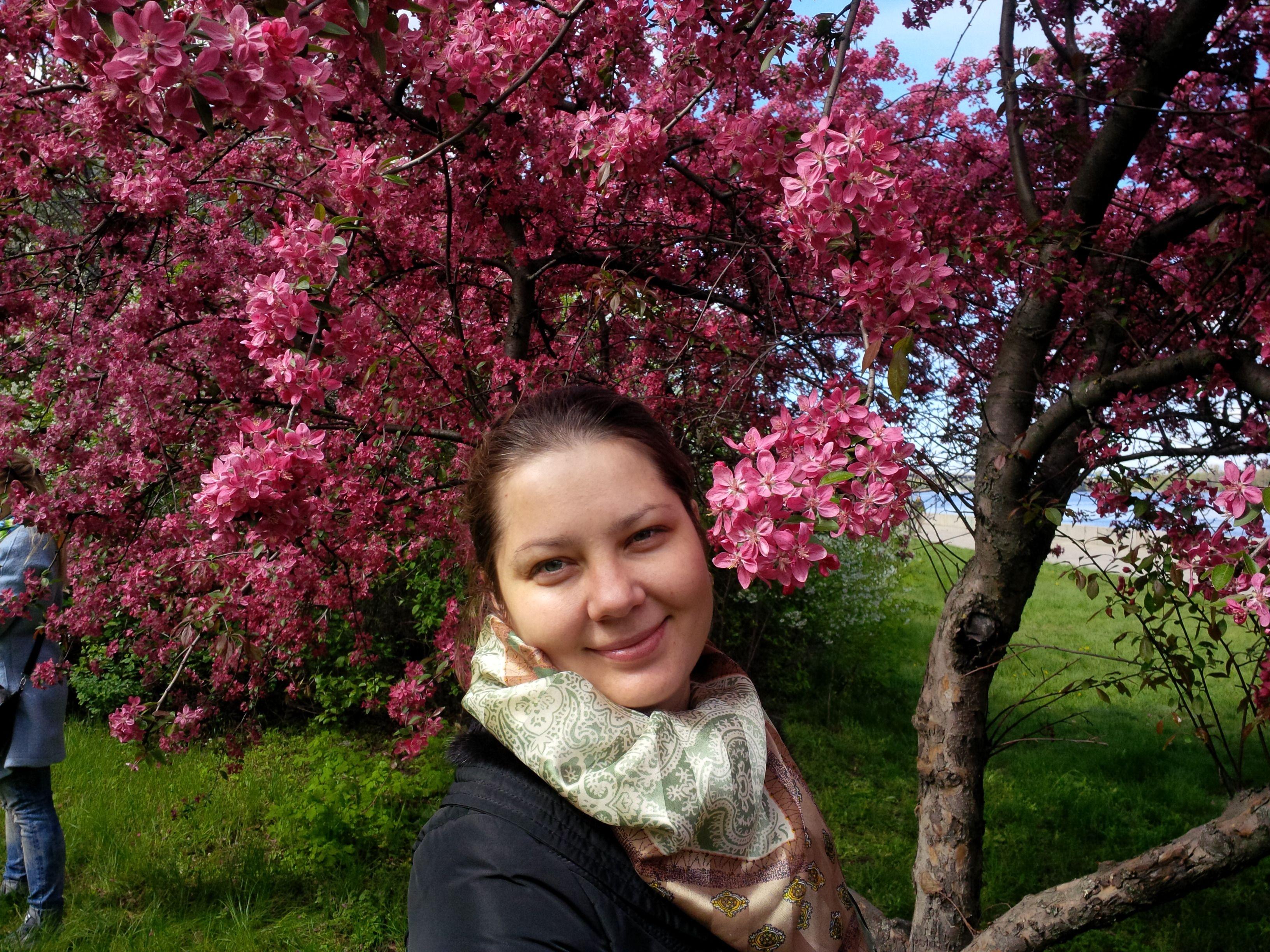 Олеся Анатоліївна Гавриленко